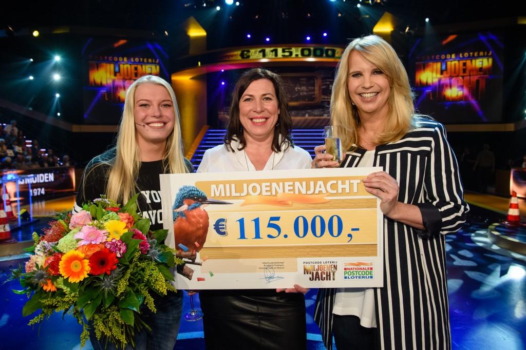 IJmuidenaar wint 115.000 euro