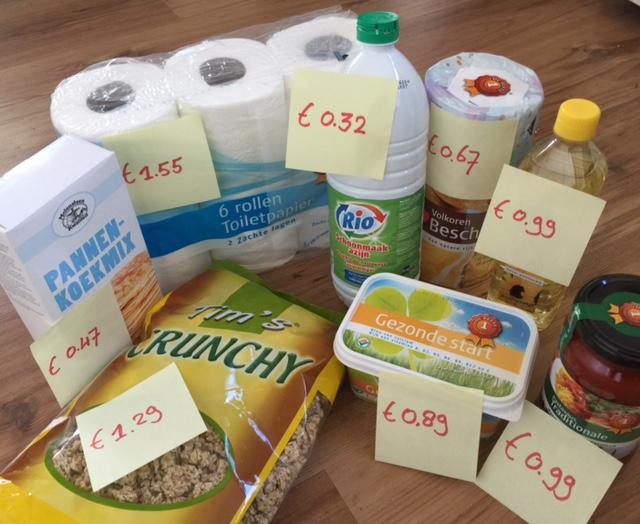 'Help voedselbank de zomer door'