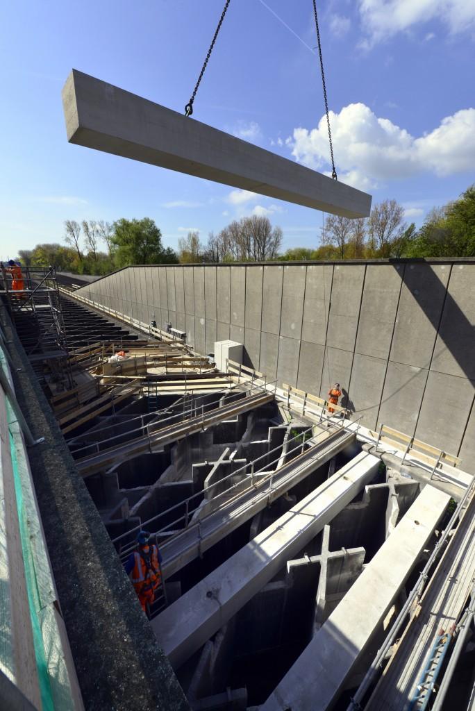 Renovatie van de Velsertunnel
