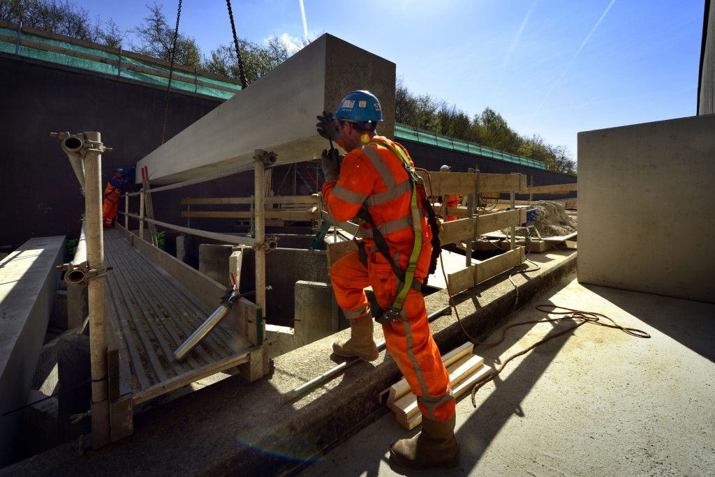 Renovatie van de Velsertunnel