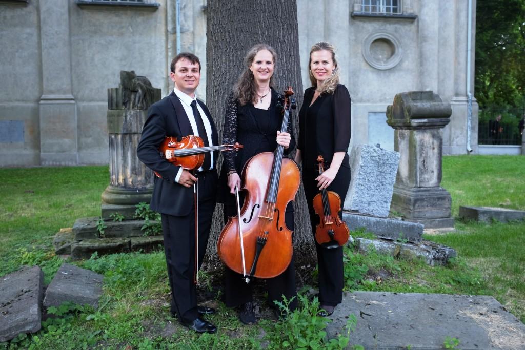 Het Lamy Trio in 't Mosterdzaadje