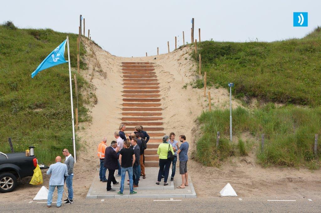 Opening strandopgang Velsen-Noord (4)