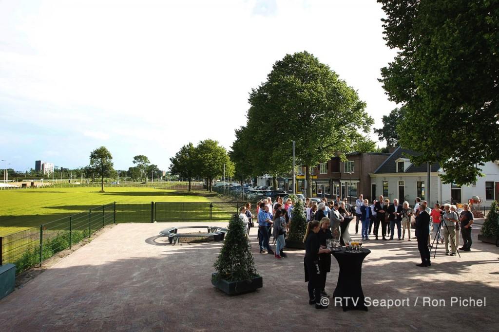 Opening Hoofdstraat