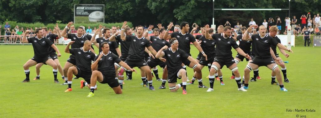 Wereldkampioenen rugby bij Springvloed