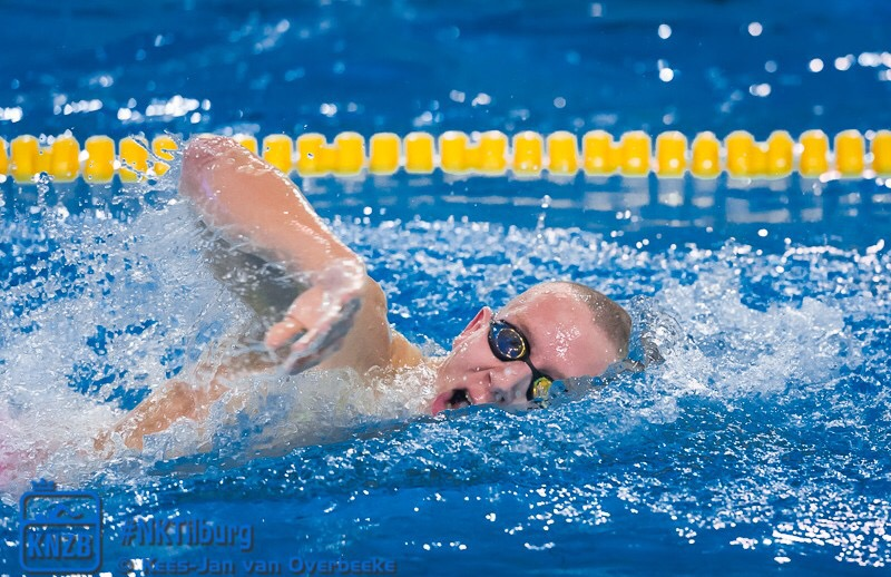 Bottelier wil binnen 2 uur 10km zwemmen