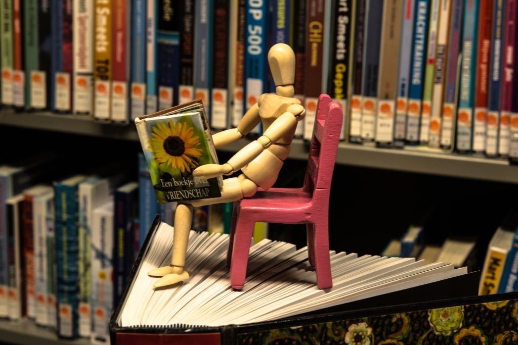 Workshops en lezingen in bibliotheek