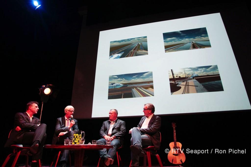 Talkshow de NV Velsen