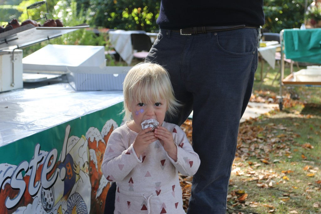 Geschenkenveiling in Driehuis