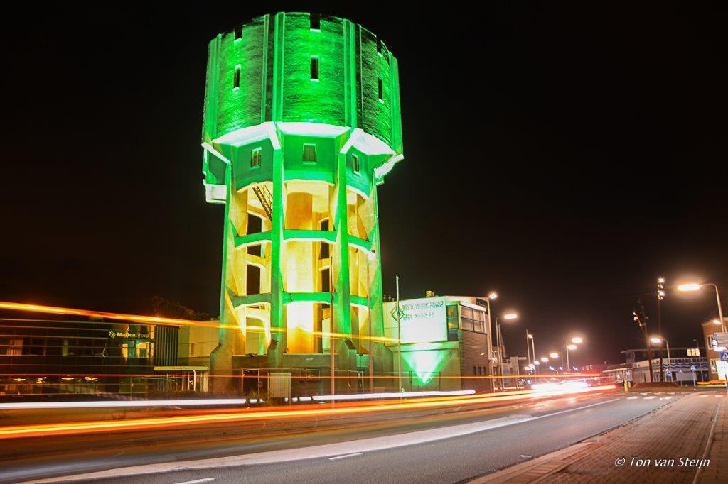 Lichtbakens van IJmuiden