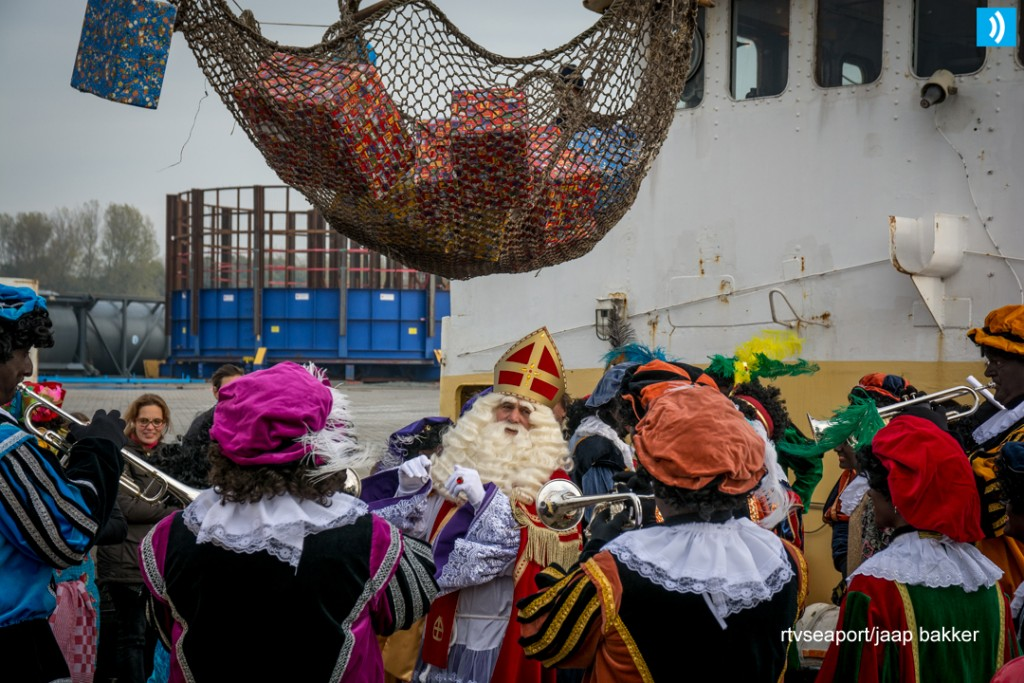 Sinterklaas - Aankomst