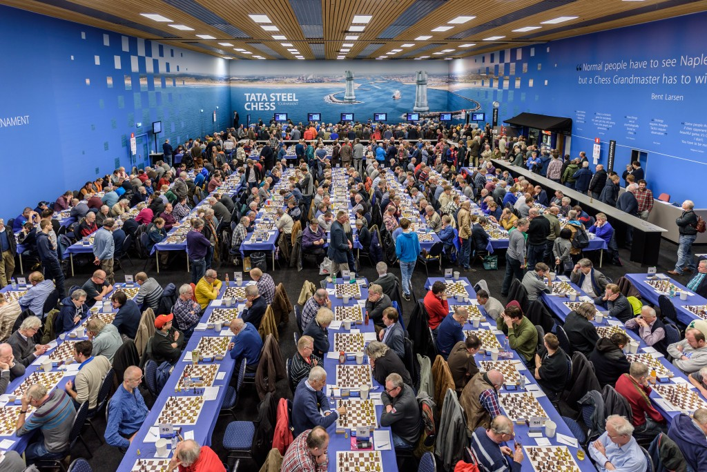 Weekendvierkampen schaaktoernooi al vol