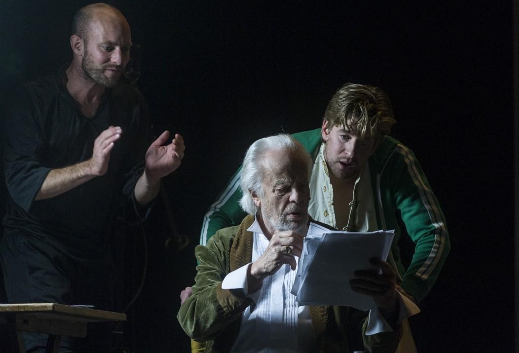 Theater: Indrukwekkende vader