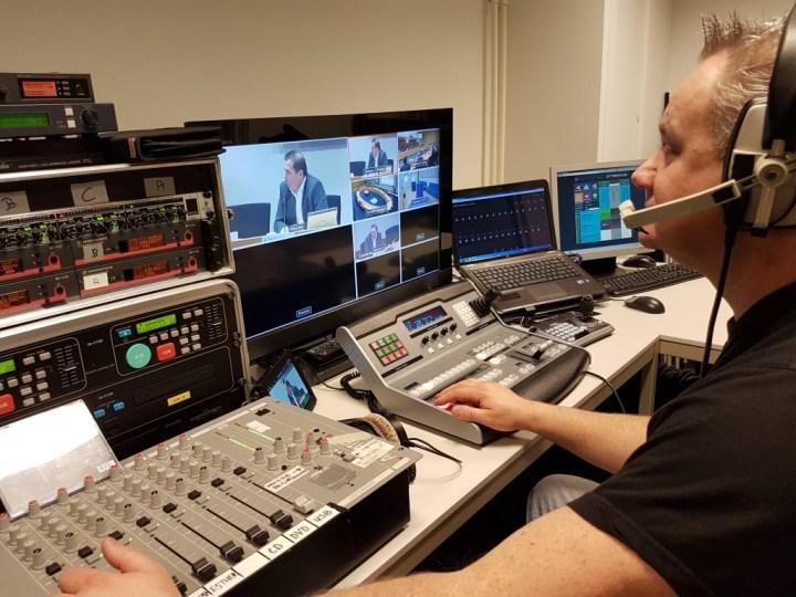 Raadsvergadering live op RTV Seaport