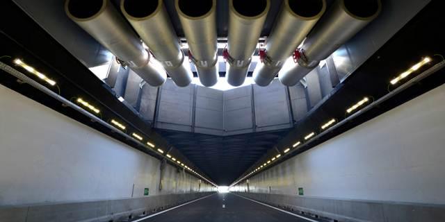 Publieksdag tunnel zaterdag afgelast