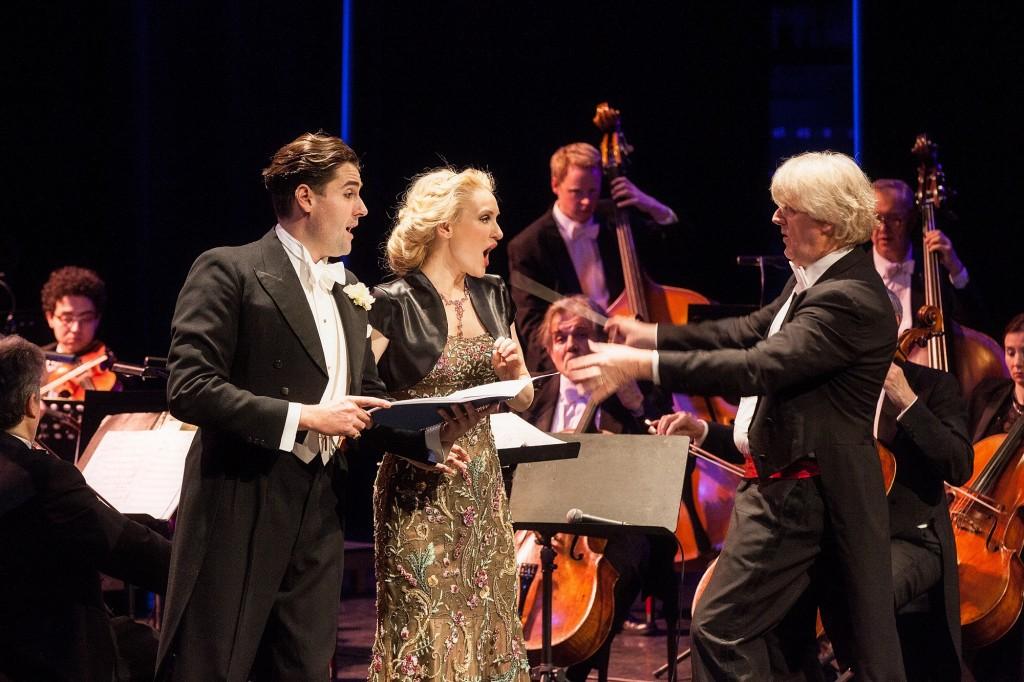 Operette 'terug' in Nederland