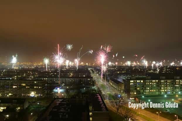 Gelukkig Nieuwjaar !