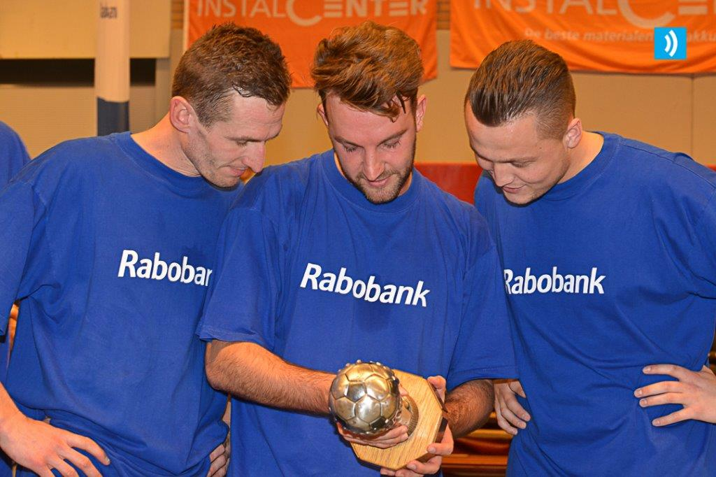 Spannende finale stratenvoetbal toernooi