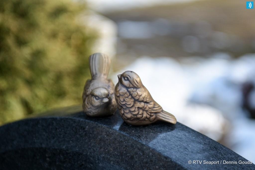 Diefstal en overval op begraafplaatsen