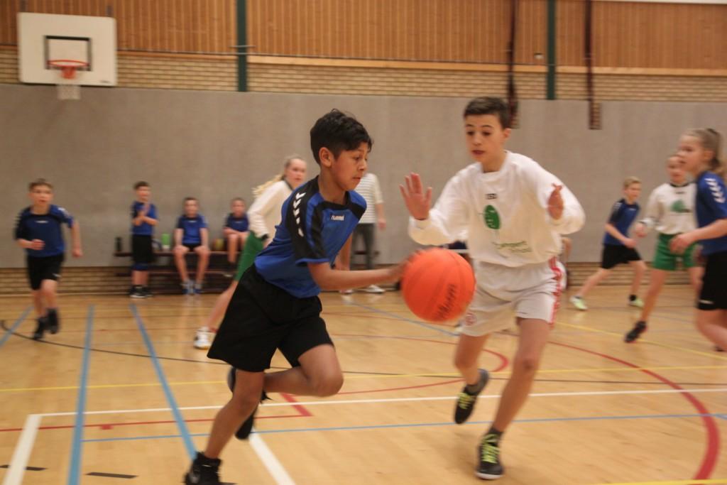 Schoolbasketbaltoernooi 2017