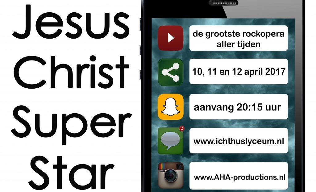 Ichthus brengt Jesus Christ Superstar