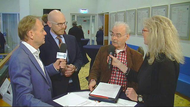 Interviews Raadplein TV / Sessies 12 april 2017