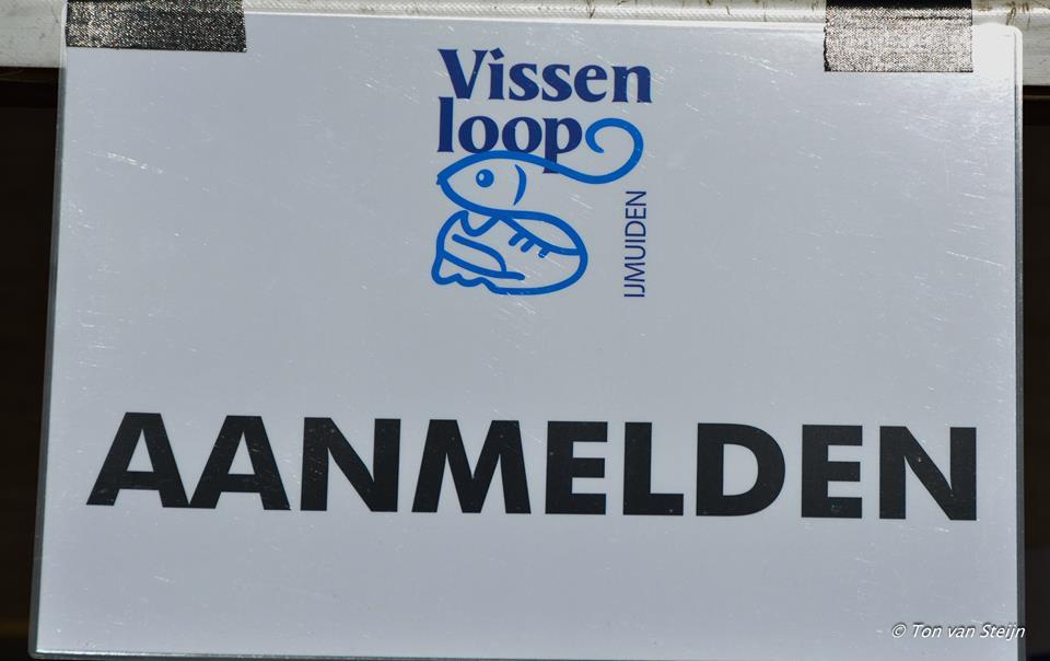 Derde editie Vissenloop IJmuiden