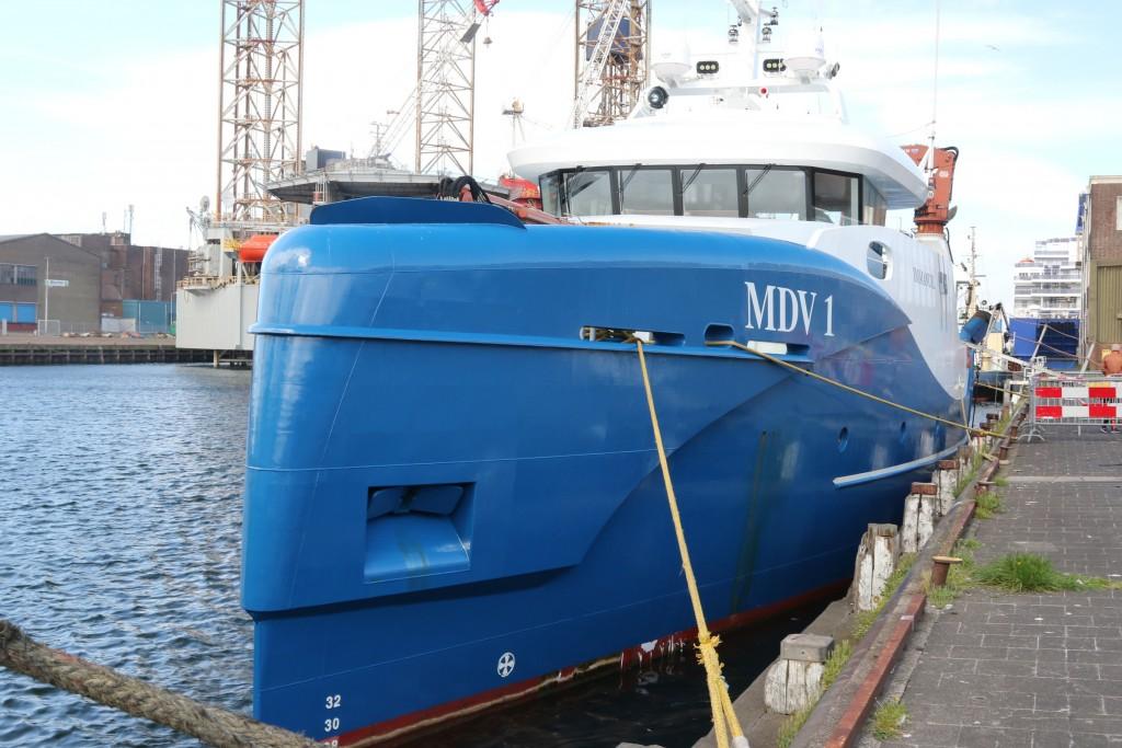 Dag van de duurzame Noordzeevis