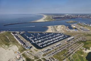'IJmuiden aan Zee' stapje dichterbij