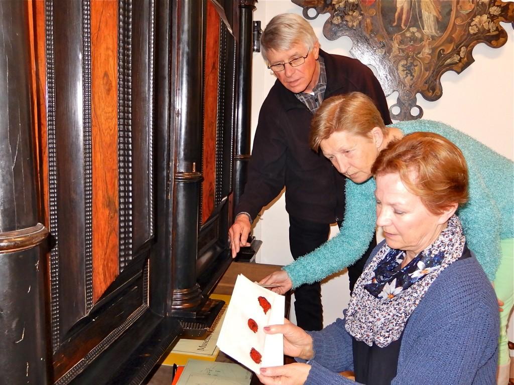 'Visitekaartjes' Museum Kennemerland