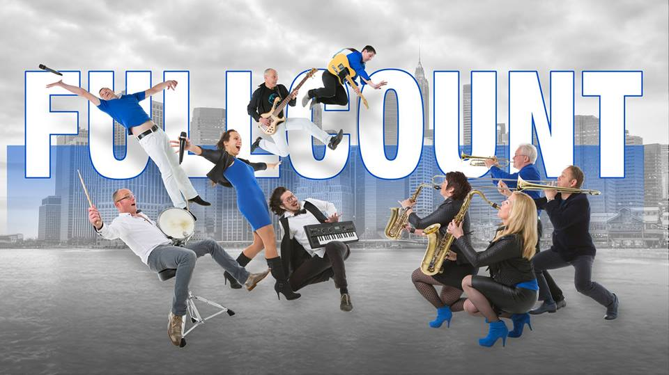 Full Count speelt op 1 april bij Bartje