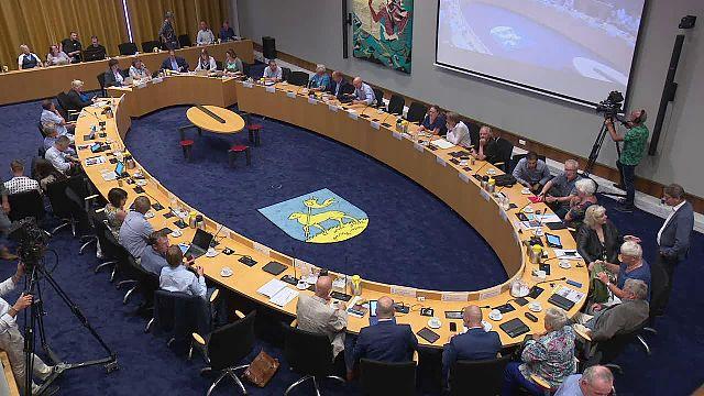 Raad bespreekt vanavond begroting 2018