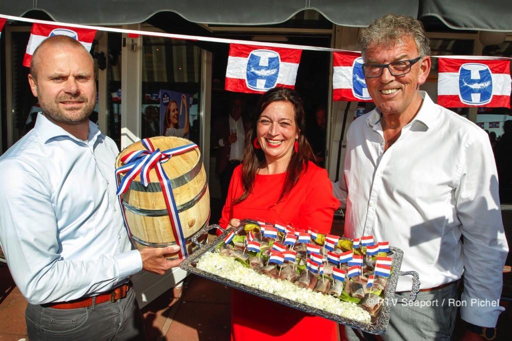 Vaatje haring levert 50.000 euro op