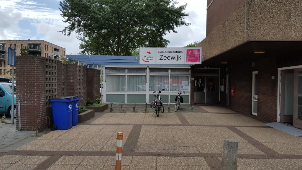 Seniorencentrum Zeewijk moet rollatorvriendelijker