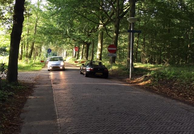 Sluiproute Driehuizerkerkweg vanaf vrijdag beboet