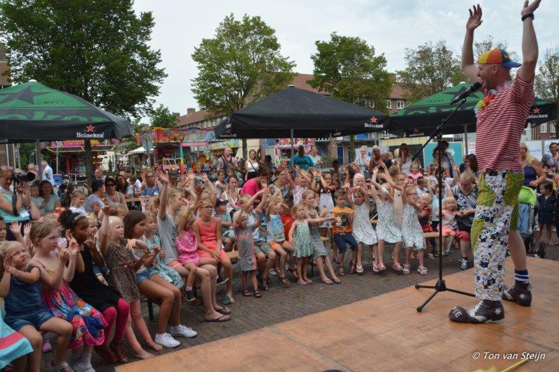 Zomerfestival met kindermiddag van start