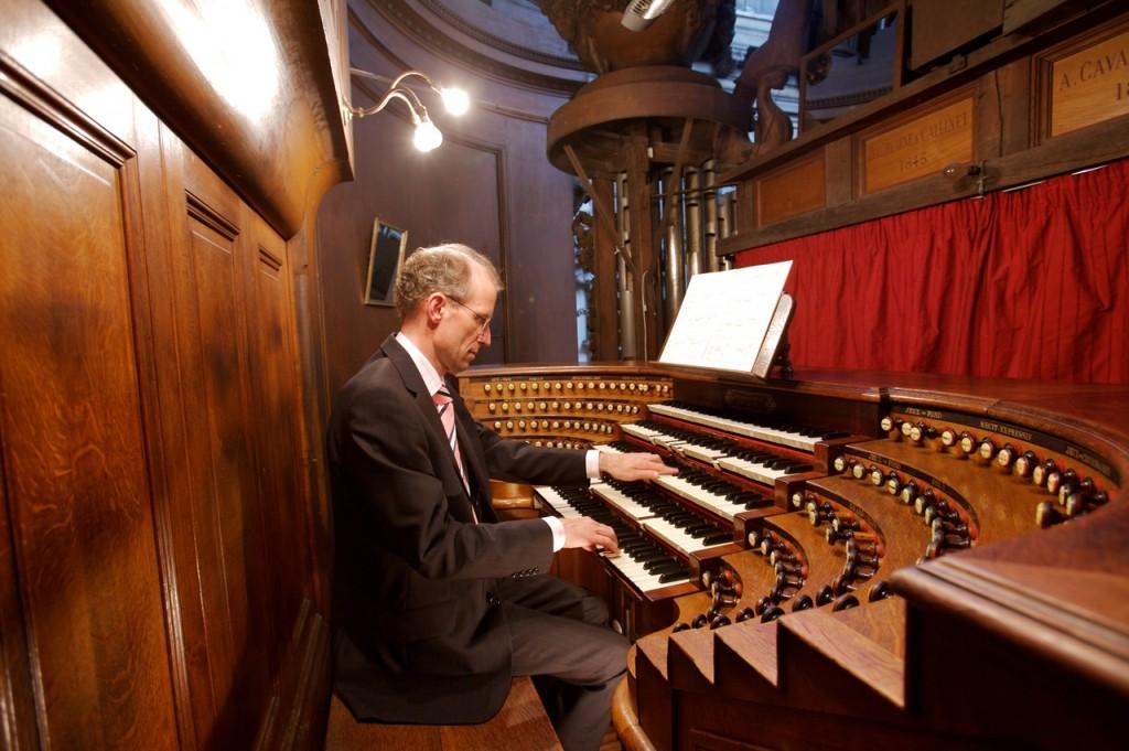Orgelconcert in Nieuwe Kerk