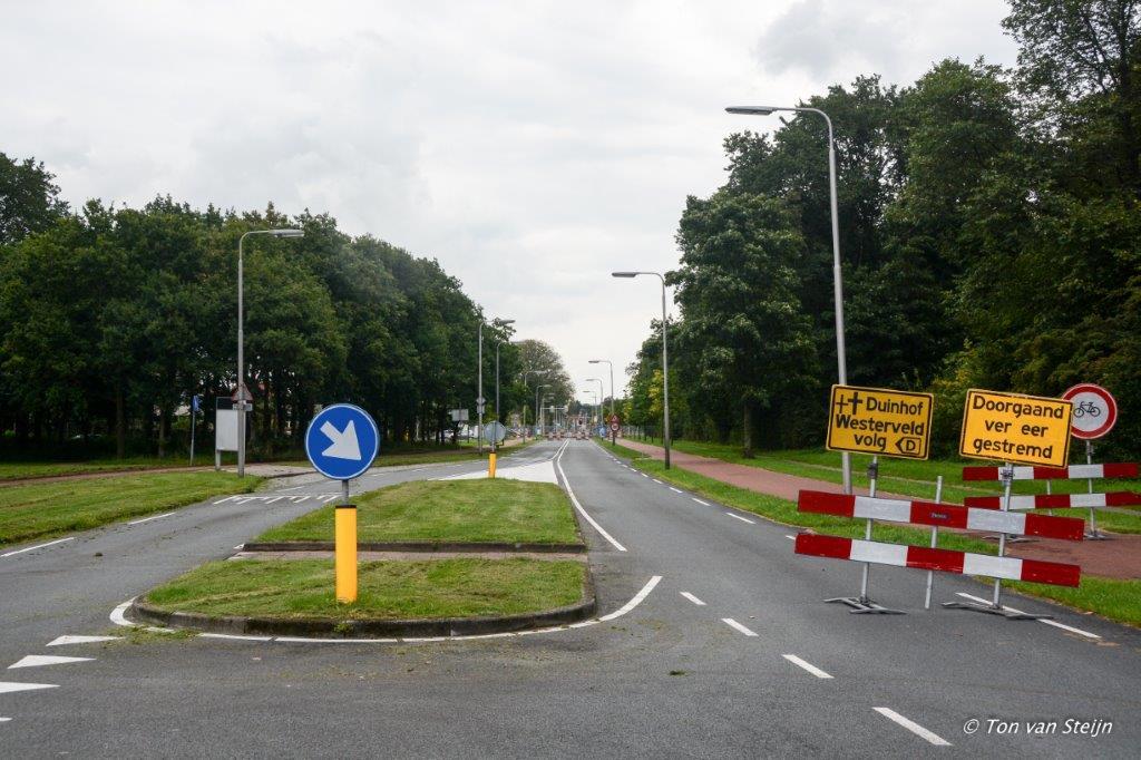 fietspad Heerenduinweg