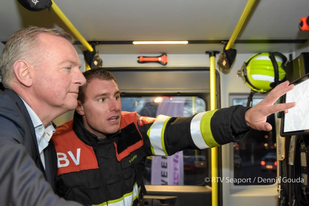 Brandweer IJmuiden