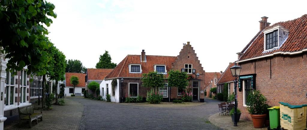 Foto-expositie Dorp Velsen