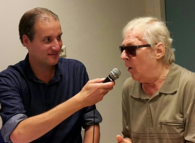Oscar Benton gast in radioprogramma SpiritualiTijd