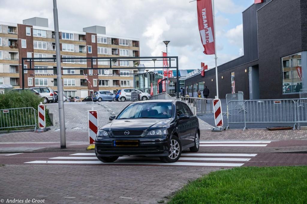 parkeerdek afgesloten (2)