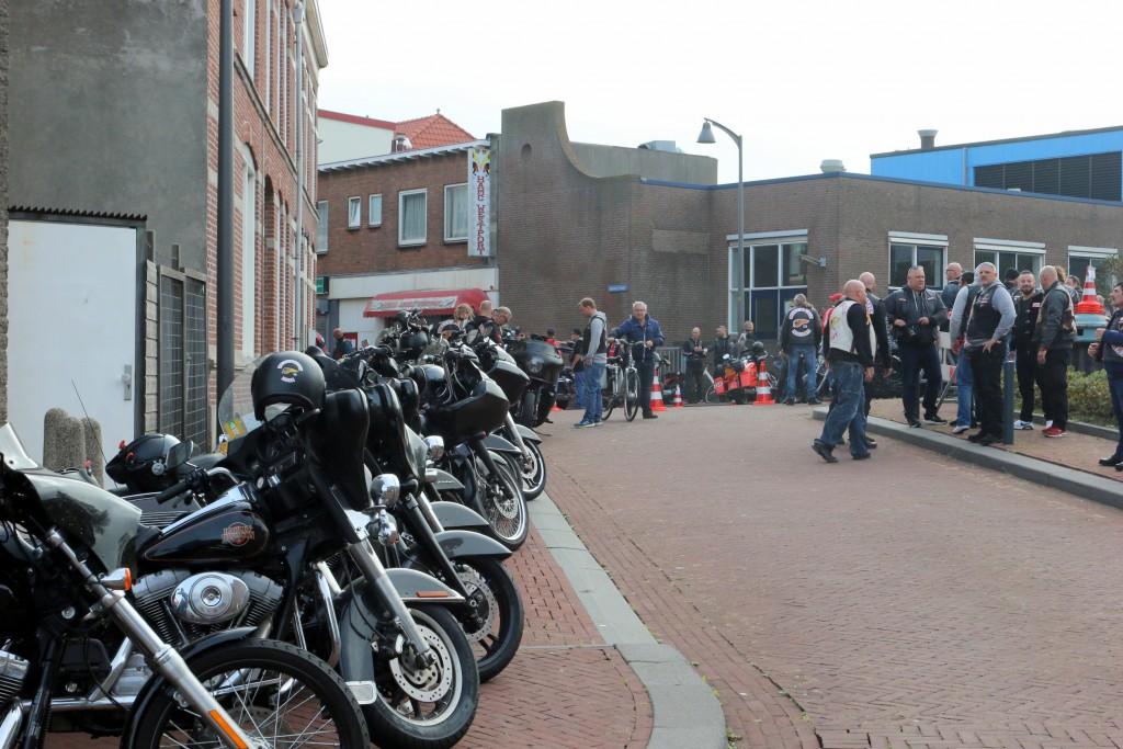 2014-10-14 Crematie HellsAngel IJmuiden 11