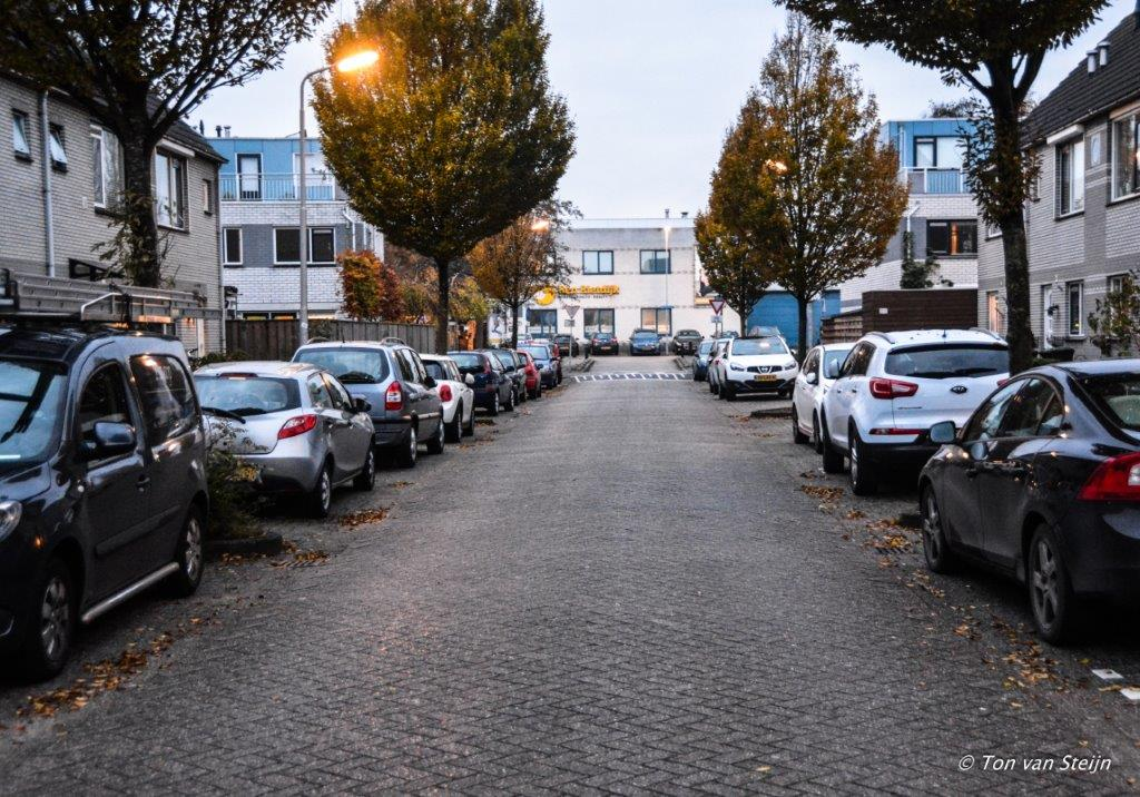 Meedenken over verkeer en parkeren in Velsen