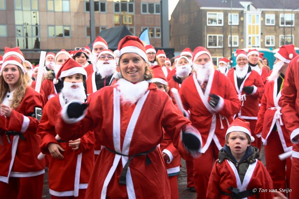 Rotary Kerstloop in Santpoort