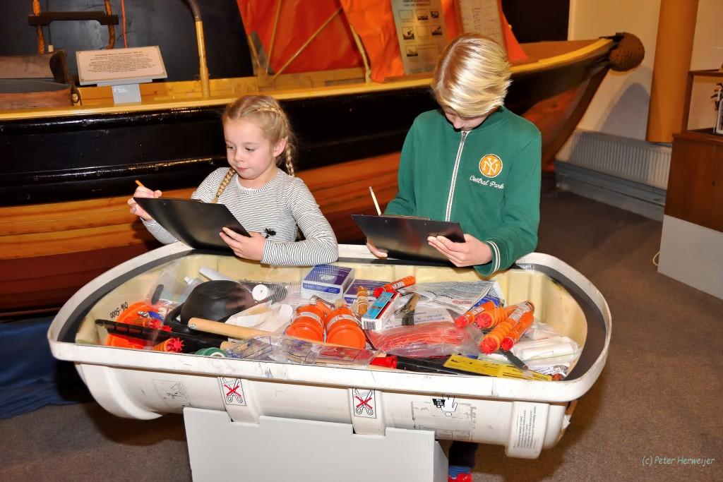 Zee- en Havenmuseum open tijdens onderwijsstaking