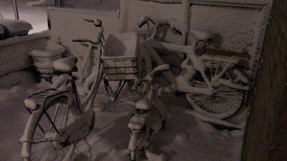 Sneeuw Linda