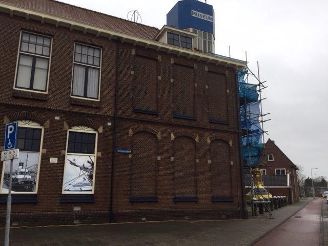Opknapbeurt voor Zee- en Havenmuseum