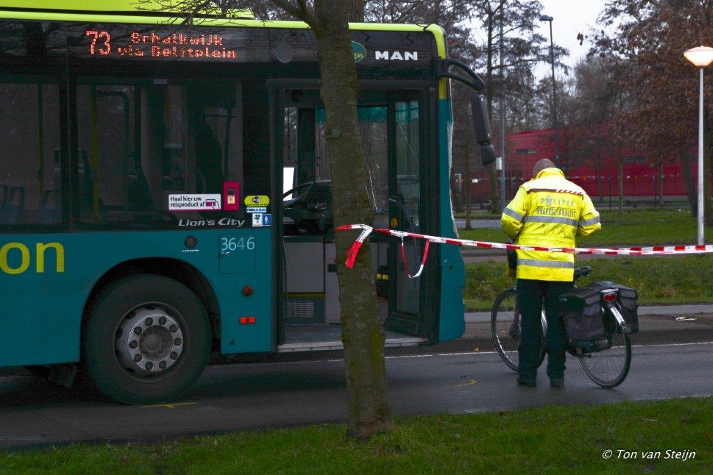 fietsongeval Vlietweg (2)