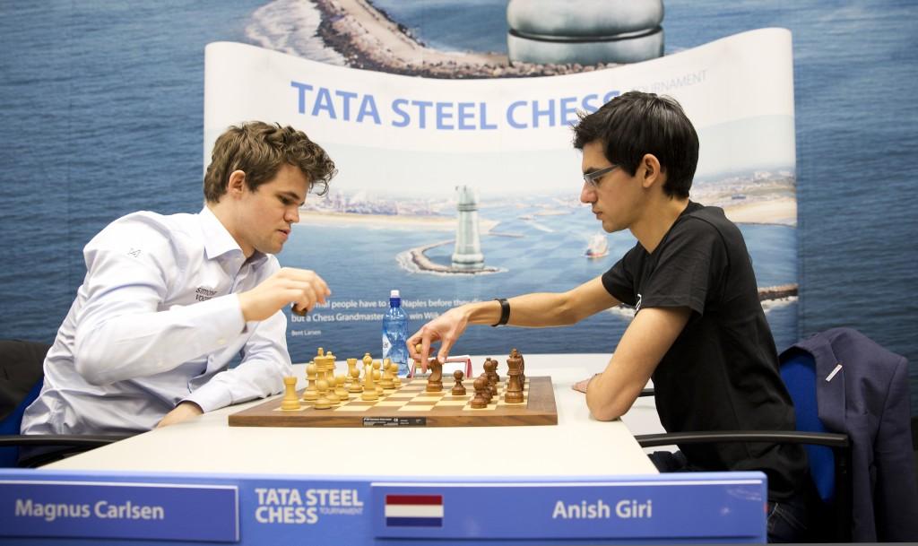 Carlsen wint Tata Steel Chess Tournament 2018