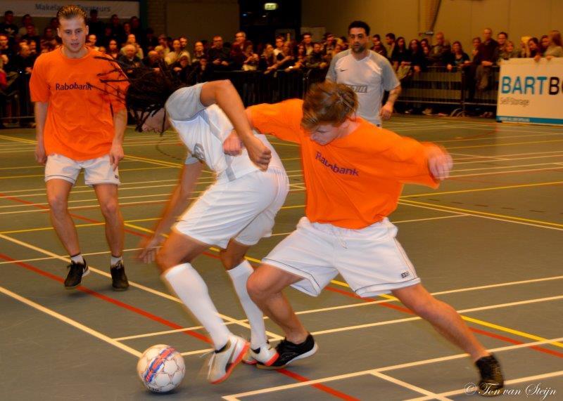 Grote Boterbloem winnaar Rabobank stratenteams voetbaltoernooi